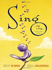 Cover art for SING!