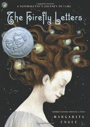 THE FIREFLY LETTERS by Margarita Engle