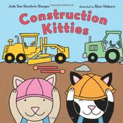Cover art for CONSTRUCTION KITTIES