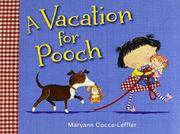 Cover art for A VACATION FOR POOCH