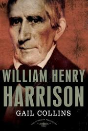Cover art for WILLIAM HENRY HARRISON