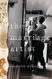 Book Cover for THE MARRIAGE ARTIST