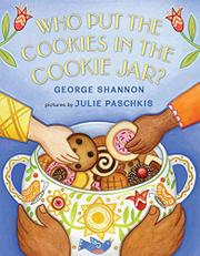 Cover art for WHO PUT THE COOKIES IN THE COOKIE JAR?