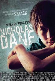 Cover art for NICHOLAS DANE