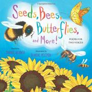 Book Cover for SEEDS, BEES, BUTTERFLIES, AND MORE!