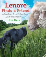 LENORE FINDS A FRIEND by Jon Katz