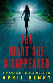 Cover art for THE NIGHT SHE DISAPPEARED
