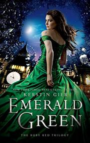 EMERALD GREEN by Kerstin Gier