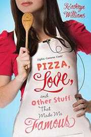 Book Cover for PIZZA, LOVE, AND OTHER STUFF THAT MADE ME FAMOUS