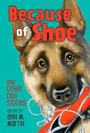 Book Cover for BECAUSE OF SHOE