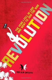 REVOLUTION by Deb Olin Unferth
