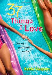 Book Cover for 37 THINGS I LOVE (IN NO PARTICULAR ORDER)