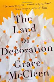 Book Cover for THE LAND OF DECORATION