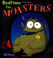 Book Cover for BEDTIME FOR MONSTERS