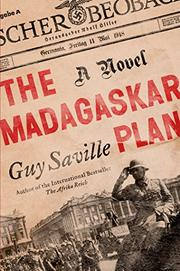 THE MADAGASKAR PLAN by Guy Saville