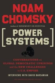 POWER SYSTEMS by Noam Chomsky