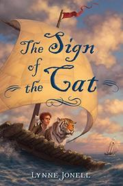 THE SIGN OF THE CAT by Lynne Jonell