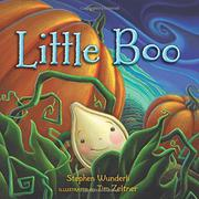LITTLE BOO by Stephen Wunderli