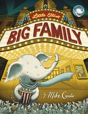 LITTLE ELLIOT, BIG FAMILY by Mike Curato