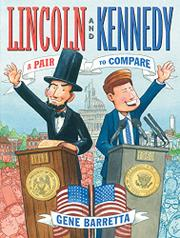 LINCOLN AND KENNEDY by Gene Barretta