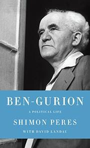 BEN-GURION by Shimon Peres