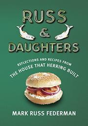Book Cover for RUSS & DAUGHTERS