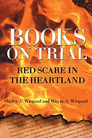 BOOKS ON TRIAL by Shirley A. Wiegand