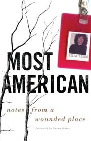 MOST AMERICAN by Rilla Askew