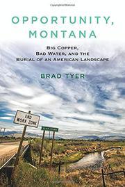 OPPORTUNITY, MONTANA by Brad Tyer