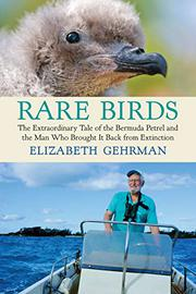 Book Cover for RARE BIRDS