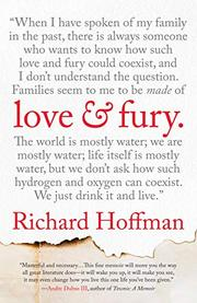 LOVE & FURY by Richard Hoffman