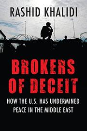 Book Cover for BROKERS OF DECEIT