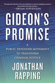 GIDEON'S PROMISE by Jonathan Rapping