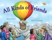 Book Cover for ALL KINDS OF FRIENDS