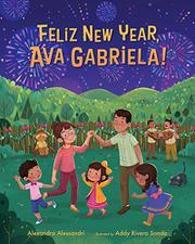 FELÍZ NEW YEAR, AVA GABRIELA! by Alexandra Alessandri