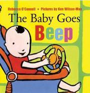 Cover art for THE BABY GOES BEEP