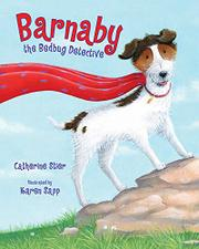 Cover art for BARNABY THE BEDBUG DETECTIVE