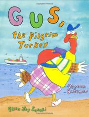Cover art for GUS, THE PILGRIM TURKEY