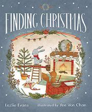 FINDING CHRISTMAS by Lezlie Evans