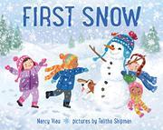FIRST SNOW by Nancy Viau