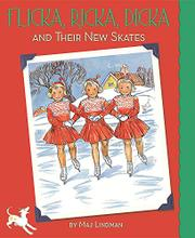 Cover art for FLICKA, RICKA, DICKA AND THEIR NEW SKATES
