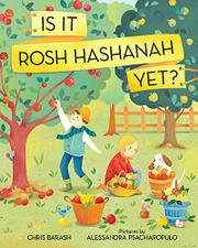 IS IT ROSH HASHANAH YET? by Chris Barash