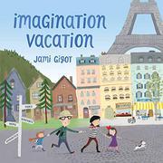 IMAGINATION VACATION by Jami Gigot