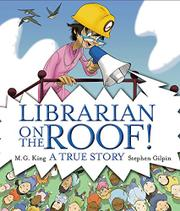 Cover art for LIBRARIAN ON THE ROOF!