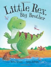 LITTLE REX, BIG BROTHER by Ruth Symes