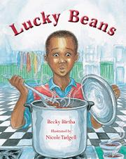 LUCKY BEANS by Becky Birtha