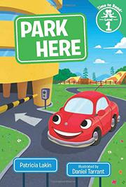 PARK HERE by Patricia Lakin
