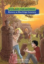 Cover art for MYSTERY AT BLUE RIDGE CEMETERY