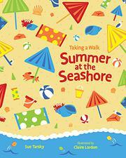 SUMMER AT THE SEASHORE by Sue Tarsky