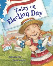 TODAY ON ELECTION DAY by Catherine Stier